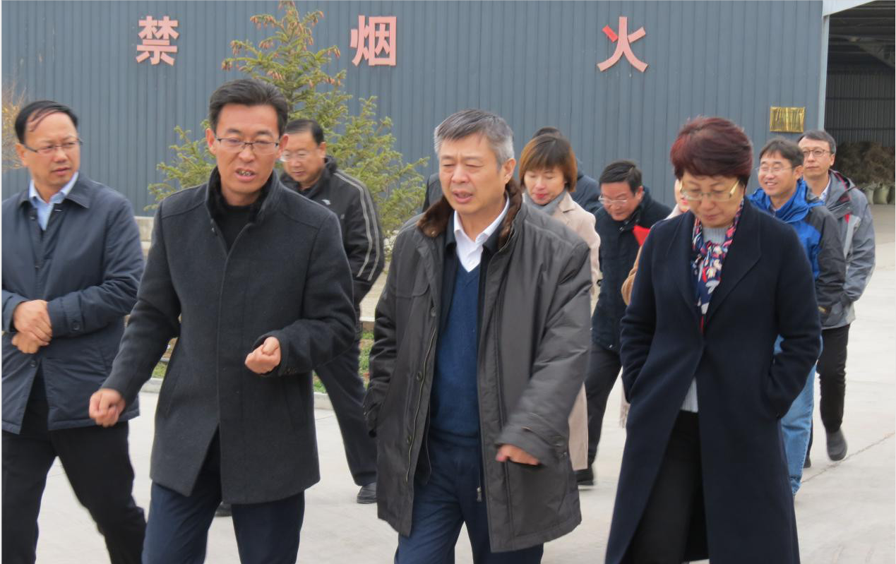 中国科普研究所所长王康友一行莅临固原