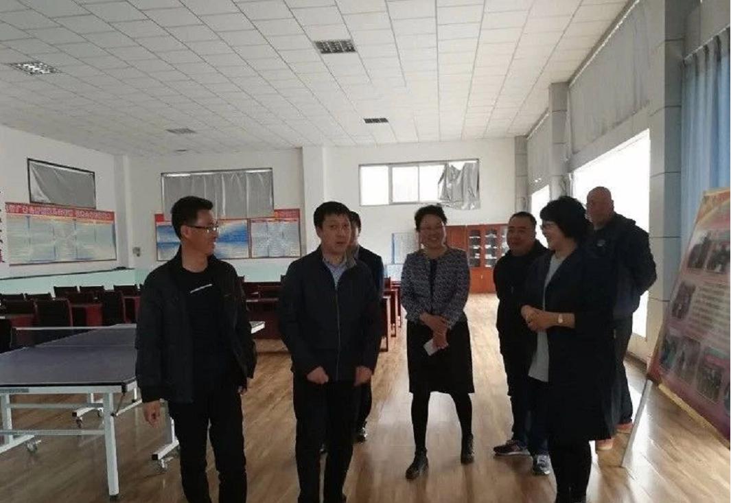 关注|beplay体育官方网科协党组书记、主席李晓波莅临