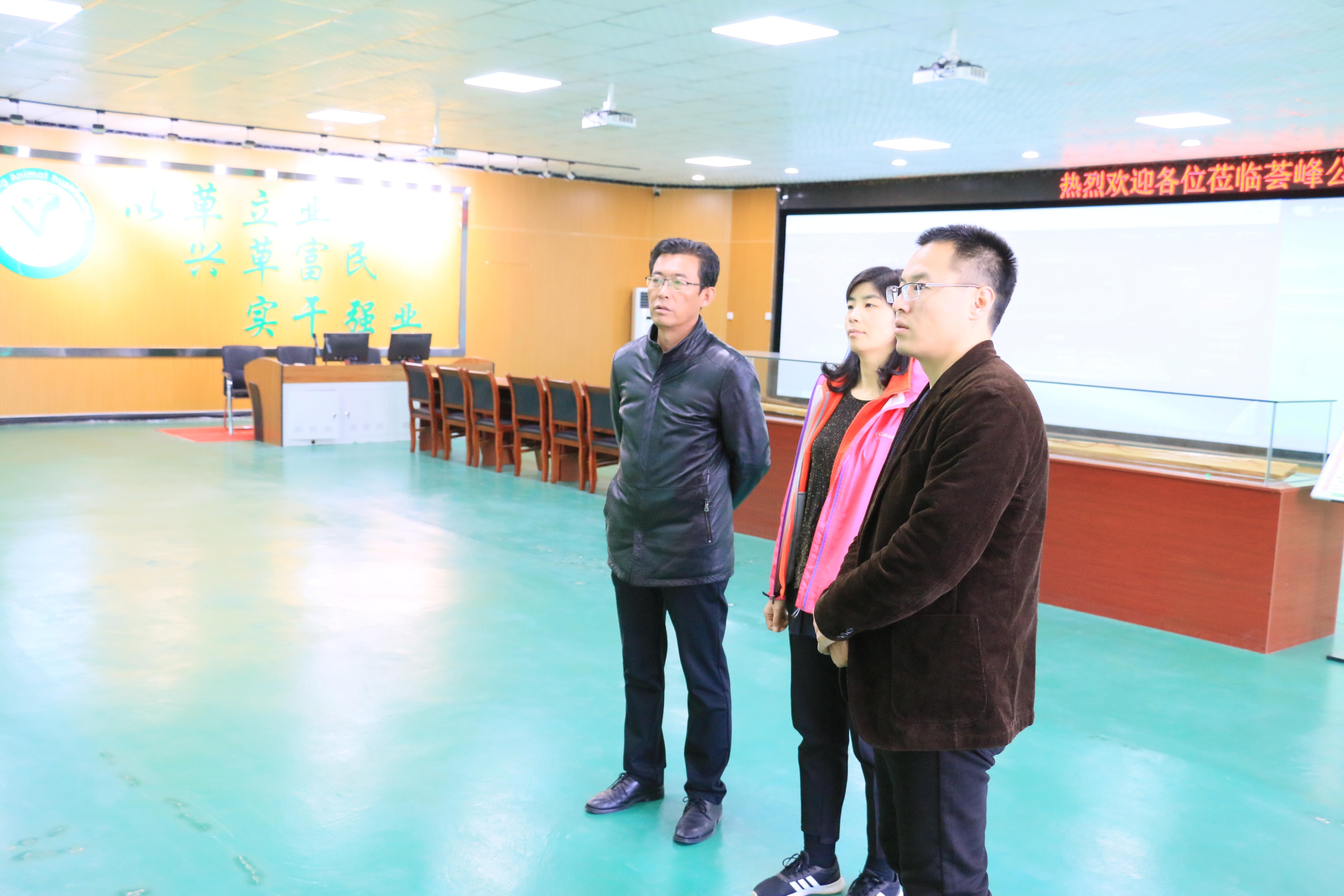 体系草产品加工与利用岗位科学家、河南农业大学国家牧草技术体系史莹华教授